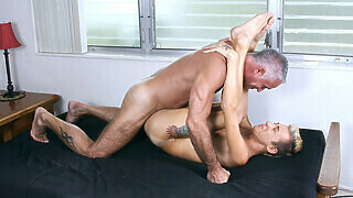 The Twink Houseboy Earns His Money - Mason Love And Josh Ford