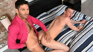 Fit And Hung Hunks Fuck Hard - Craig Daniel And Damien Ryder
