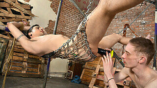 Fucked Hard And Wanked Off! - Timmy Treasure And Ashton Bradley