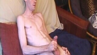 Amateur Logan Jacking Off