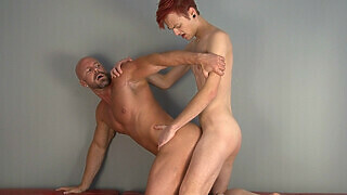 Jason Got Some Muscle Daddy Ass! - Jason Valencia And Mitch Vaughn