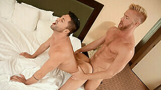 Sharing Cock With The Boss - Dominic Pacifico And Christopher Daniels