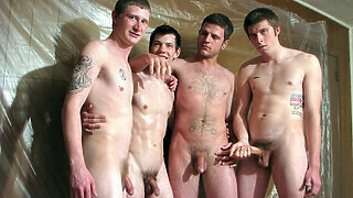 Piss Loving Welsey And The Boys - Welsey Kincaid, Cooper Reeves And Nolan