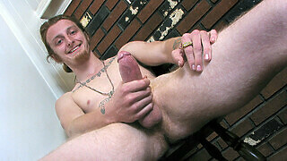 Working His Big Ginger Cock - Kenneth Slayer