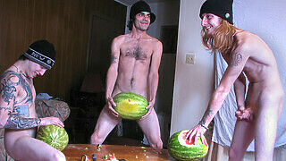 Have You Ever Fucked A Watermelon? - Devin Reynolds, Blinx & Kenneth Slayer