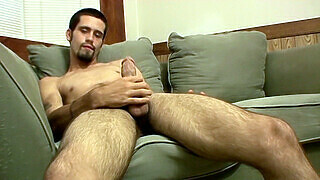 Hairy Straight Twink Strokes It - Pimp