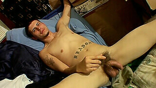 First Time Dick Stroke! - Bentley