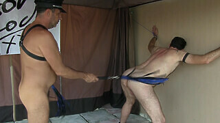 Flogged And Fucked Raw